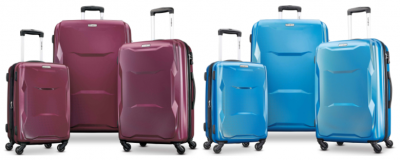eBay: 3-Piece Samsonite Pivot Luggage Set Only $159.99 (Reg. $199.99) (Various Colors)