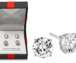 JCPenney: Cultured Pearl & Sterling Silver Earring Set Just $10 (Reg. $50) + More!