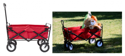 Amazon: Collapsing Folding Outdoor Utility Wagon only $49.99!