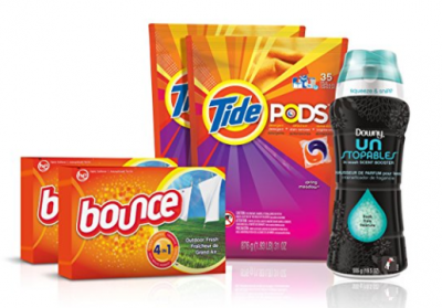 Amazon: 20% OFF Select Fabric Care Subscribe & Save Items
