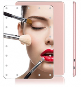 Amazon: Hollywood Compact Travel Vanity Mirror (Rose Gold) Just $8.99 (Reg. $29.99) (Awesome Reviews!)