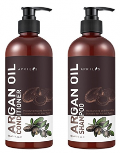 Amazon: Moroccan Argan Oil Shampoo & Conditioner Set Only $13.99 (Amazon's Choice)