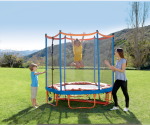 Walmart: Little Tikes 7′ Trampoline with Enclosure Just $169 Shipped (Reg. $350) (So Fun!)