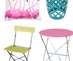 Michaels: Up to 70% Off Outdoor Summer Pillows, Stools, Chairs & More!