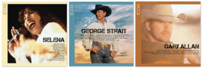 Google Play: Free Album Downloads (Selena, George Strait, & More)