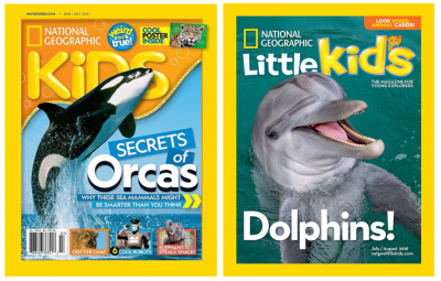 Amazon: National Geographic Kids Print Magazines 1-Year Subscription Just $15!