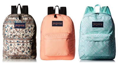 Amazon: Jansport Backpack Styles As Low As $15.99! (Reg. $36)