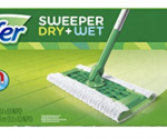Amazon: Swiffer Sweeper Cleaner Dry & Wet Mop Starter Kit Only $7.94 (Lowest Price)