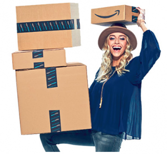 Amazon Prime: Free Amazon Student for 6 Months+ 10% Off Textbooks!