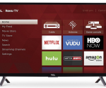 Amazon: TCL 32-Inch 720p Roku Smart LED TV Only $132.28 (Reg. $199.99) (Lowest Price!)