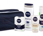 Amazon: Nivea Gift Set w/ Travel Bag Only $12.50 Shipped (Includes 5 Full Size Products)