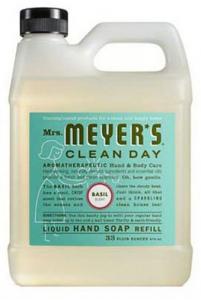 Amazon: Mrs. Meyers Liquid Hand Soap Refill (33 oz) ONLY $5.90 (Add-on Item)