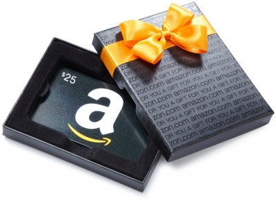 Amazon Prime Day Deal: Free $5 Amazon Credit For Purchasing $25 Worth of Amazon Gift Cards