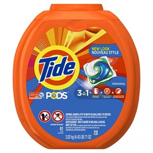 Amazon: Tide PODS (81-Count) for $15.18 (Lowest Price Ever)!!