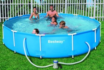 Kohl's: Bestway Steel Pro 12′ x 30″ Pool Only $103.99 Shipped (Reg. $250) + Get $20 Kohl's Cash