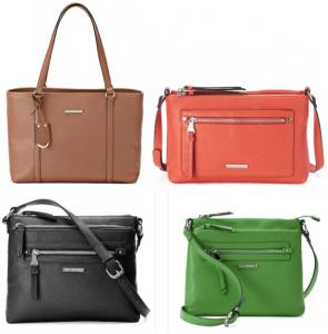 Kohl's: Dana Buchman Handbags Starting at $16!