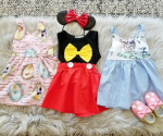 Jane.com: Disney Inspired Dresses (6mo-5T) Only $14.99 + Free Shipping!