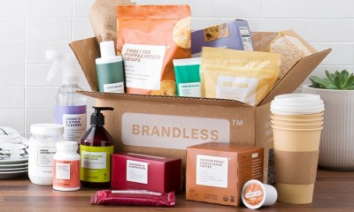 Groupon: $20 for $40 Towards Everyday Essentials at Brandless!