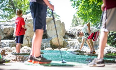 Groupon: Discount Tickets for One Round of Mini Golf for Two, Four, or Six People at Malt-T-Melt Mini Golf