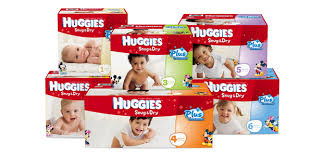 Amazon: Sweet Deals on Huggies & Luvs' Diapers!