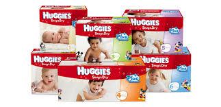 Amazon: Sweet Deals on Huggies & Luvs' Diapers!