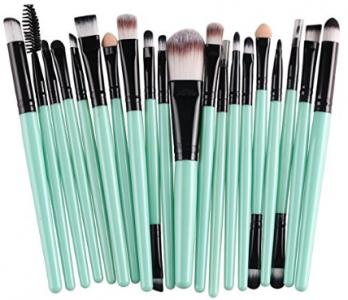 Amazon: 20-Piece Makeup Brush Set ONLY $4.98 + More!