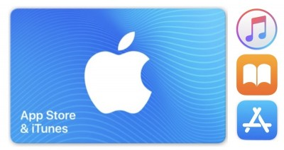 eBay: $50 App Store & iTunes Gift Card for Only $42.50 (Email Delivery)