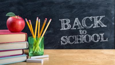 Back-To-School Sales on Top Brands