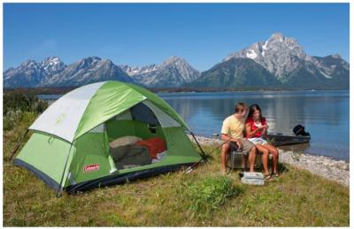 Amazon: Coleman Sundome 4-Person Tent Just $38.99 – Lowest Price!