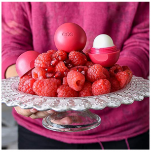 EOS Pomegranate Raspberry Organic Lip Balm ONLY $.87 (Lowest Price!)