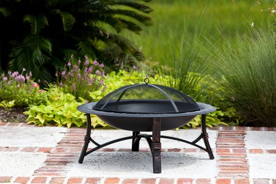 Amazon & Walmart: Outdoor Fire Pits As Low As $29! (10 Different Styles)