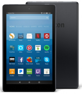 Amazon: Fire HD 8 Tablet with Alexa, 32 GB, Black Just $79.99 (Reg. $109.99)