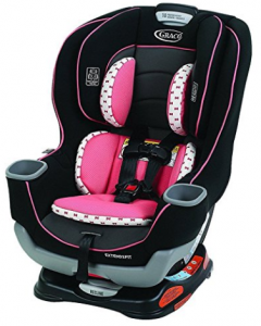 Amazon: Graco Extend2Fit Convertible Car Seat Only $121.60 (Reg. $200) – Lowest Price!