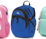 High Sierra: Backpacks Only $14.99 Shipped (+ Lunch Packs Just $7.99!)