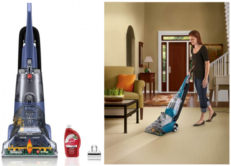 amazon hoover max extract pressure pro carpet deep cleaner just 99 lowest price. Black Bedroom Furniture Sets. Home Design Ideas