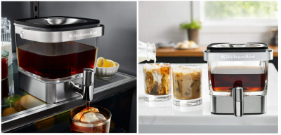 Amazon, Walmart or Target: KitchenAid Cold Brew Coffee MakerOnly $64.99 Shipped (Reg. $130)