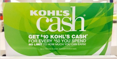 Kohl's: Extra 30% Off + Free Shipping on ANY Order AND Earn Kohl's Cash!