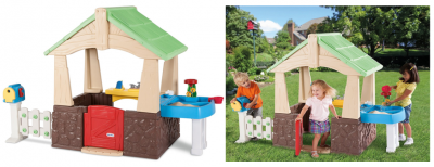 Amazon: Little Tikes Deluxe Home and Garden Playhouse Only $119.32 (Reg. $199.99) + More