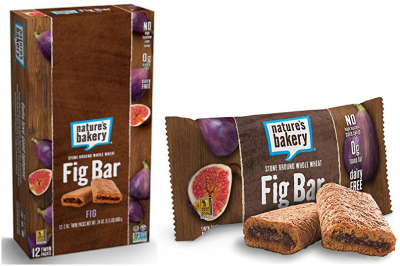 Amazon: Nature's Bakery Whole Wheat Fig Bar (12 ct) Only $4.51 (Add-on Item)