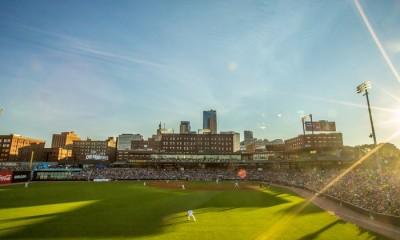 Groupon: Four St. Paul Saints Baseball Game Tickets + Souvenir + Pregame Catch from $18.75!