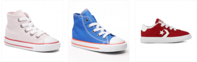 Kohl's: Up to 50% Off Converse Shoes + FREE Shipping + Kohl's Cash