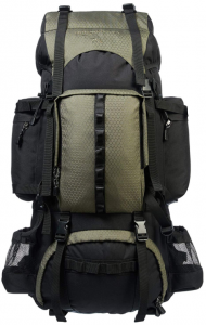 Amazon: AmazonBasics Hiking Backpack with Rainfly Just $38.95 (Reg. $75) – Lowest Price!