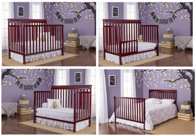 Amazon: Convertible 5-in-1 Crib Just $99.99! (Lowest Price)
