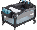 Amazon or Walmart: Evenflo Portable BabySuite Deluxe Playard Only $52.80 Shipped (Reg. $100)