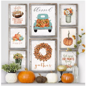 Jane.com: Fall Art Prints ONLY $3.39! (Lowest Price)