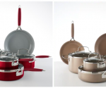 Kohl's: Food Network 10-Piece Ceramic Cookware Set Only $45.99 (Reg. $129.99) – Lowest Price!