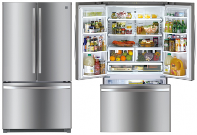 Amazon: $450 Off Kenmore French Door Refrigerator!! (Awesome Reviews)