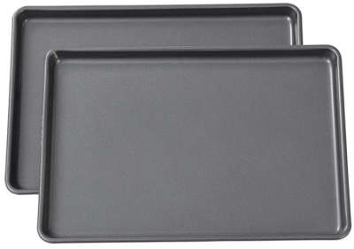 Amazon: Wilton Easy Layers 2-Piece Sheet Cake Pan Set ONLY $6.44 (Add-on Item)